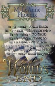 WE Tour Poster