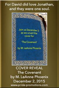 Pride Promotions The Covenant Cover Reveal CONTEST