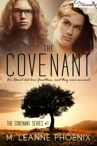 The Covenant E-Book Cover with logo