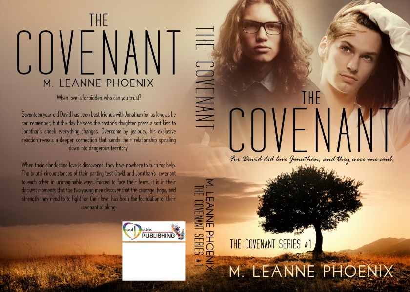 The Covenant Printable 330 6x9 with logo