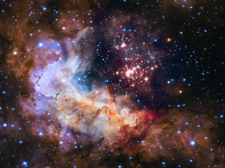 HUBBLE Westerlund 2